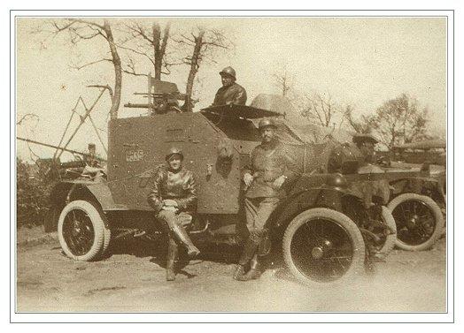 Les Belges sur le Front de l'Est WWI Russia10