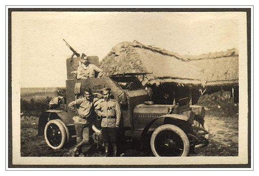 Les Belges sur le Front de l'Est WWI Russia11