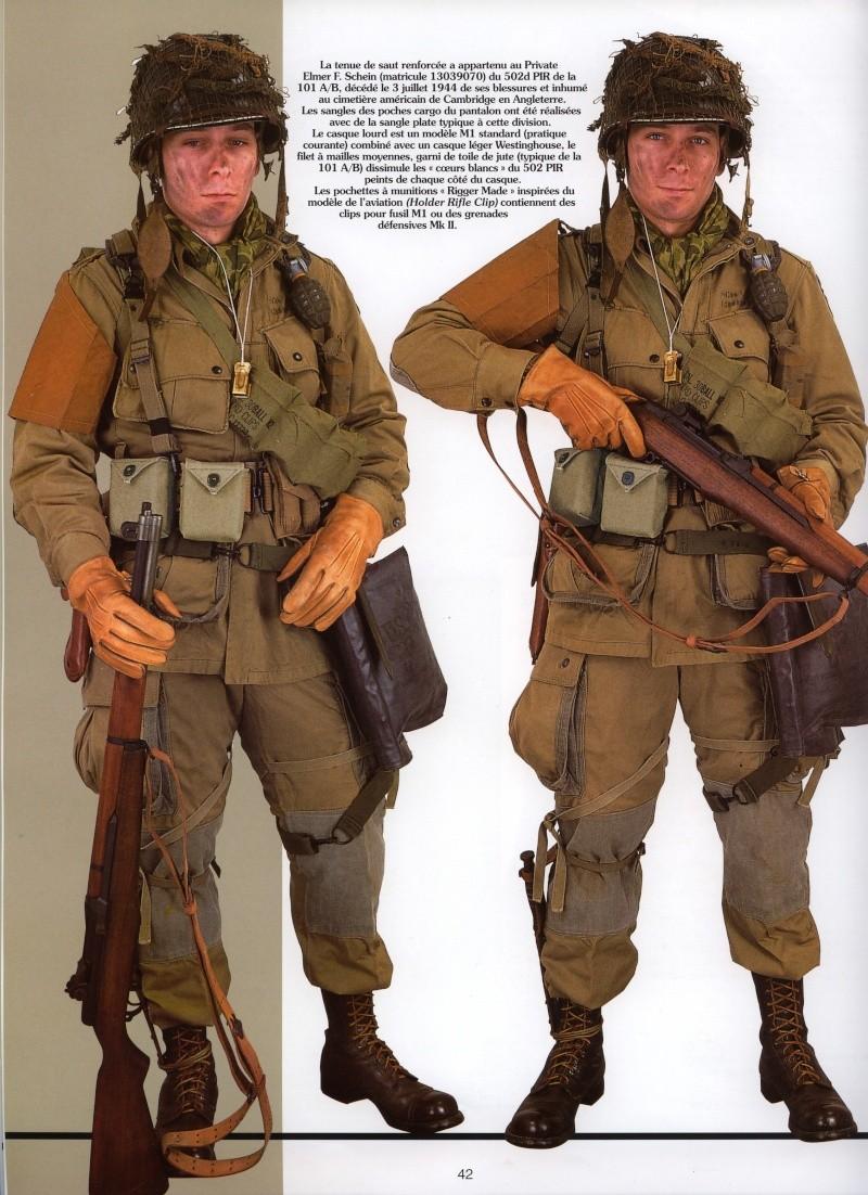 tenue  US para M42 Sans_t10
