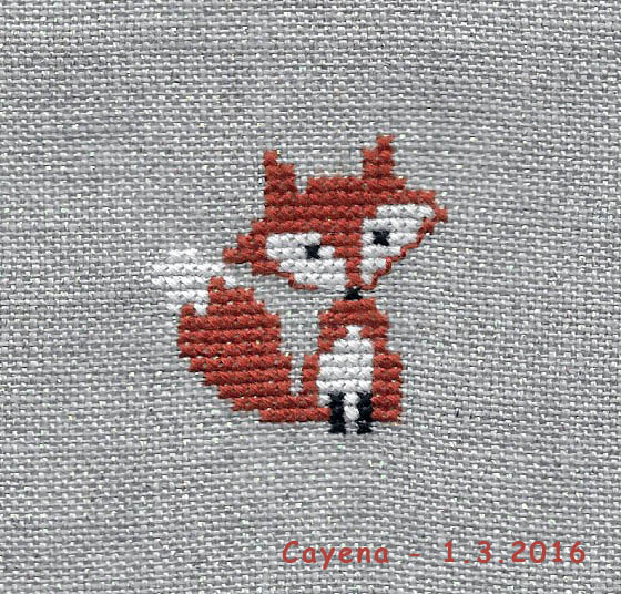 Un renard, ou plutôt un ............ renardeau ! 2016-110
