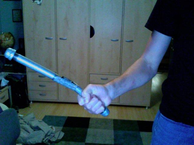 """a homemade """"extendable baton"""" Photo_11"""