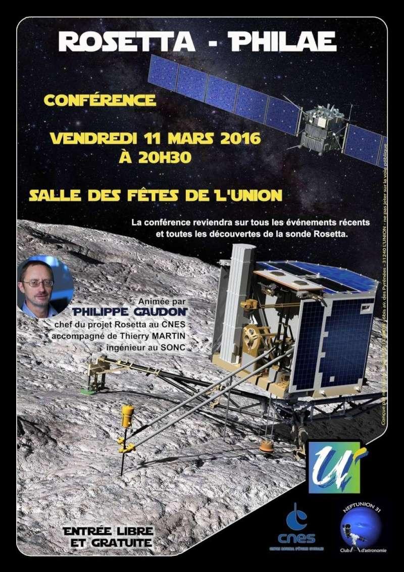 Conférence Rosetta/Philae et Soirée d'observation - 11 mars 2016 17963-11