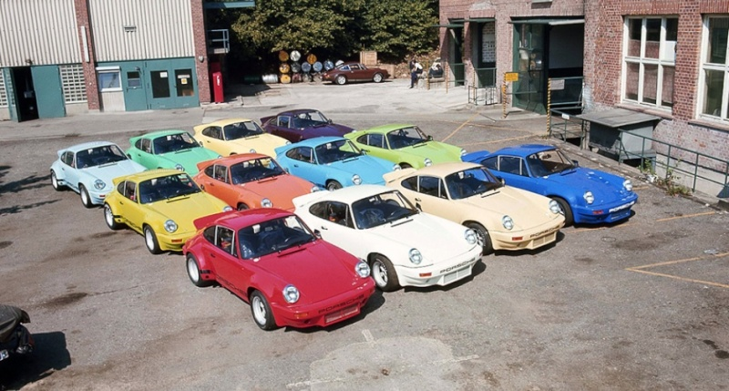 Les Porsche spéciales - Page 3 Porsch13