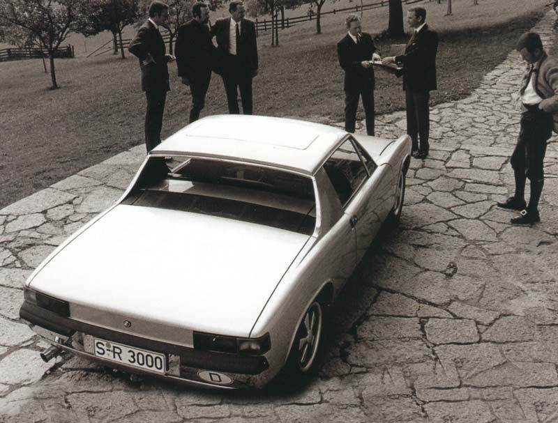 Les Porsche spéciales - Page 3 Zproto11