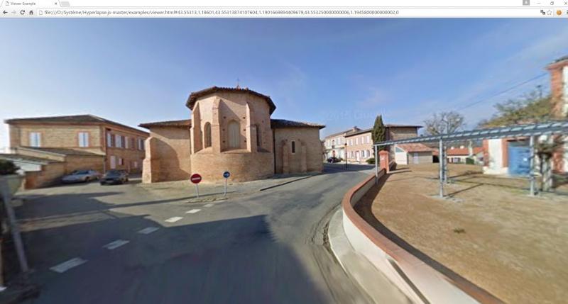 Google Street View Hyperlapse (Tuto) - Page 4 Presse10