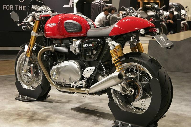 Nouvelles Thruxton 1200 / 1200R Rouge111