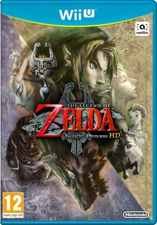 Zelda twilight princess HD sur WiiU  91cnkd10