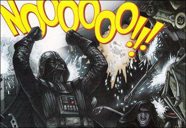 Star Wars vous préférez la trilogie d'origine ou la trilogie remastered? Vader10