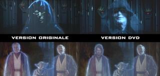 Star Wars vous préférez la trilogie d'origine ou la trilogie remastered? Versio10