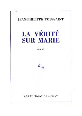Jean-Philippe Toussaint Marie10