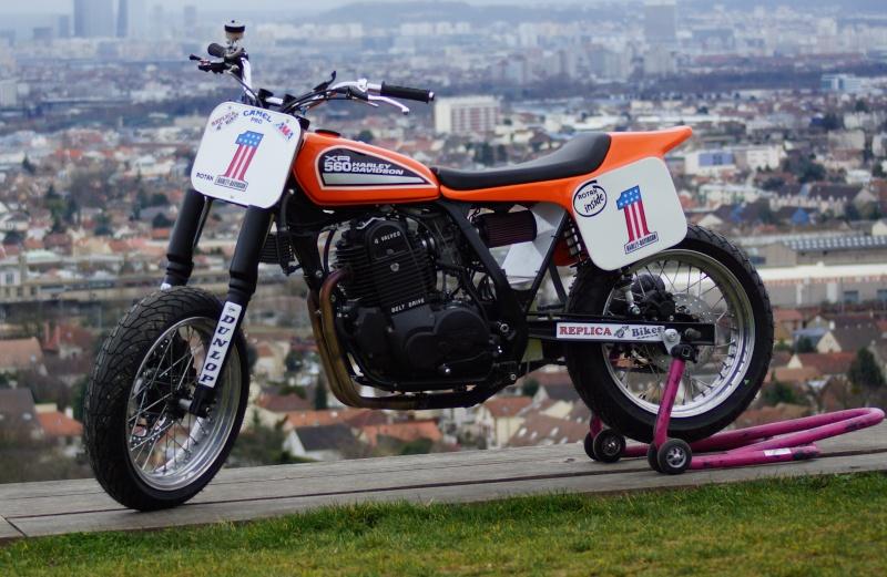 Harley- Davidson 560 XR Dirt Track Harley10
