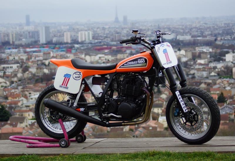 Harley- Davidson 560 XR Dirt Track Harley11