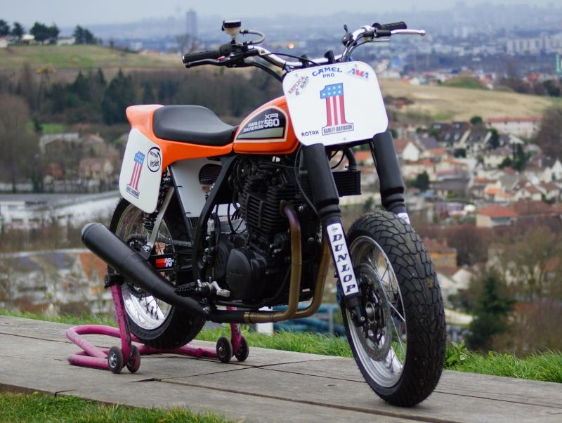 Harley- Davidson 560 XR Dirt Track Harley12
