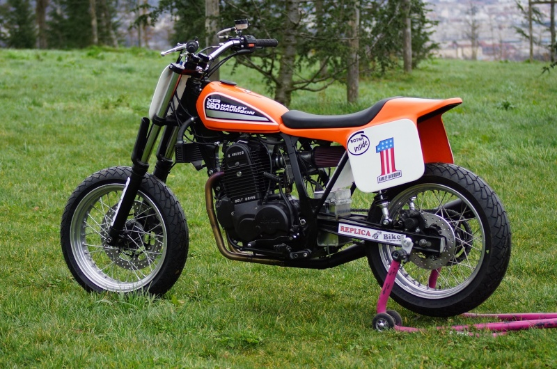 Harley- Davidson 560 XR Dirt Track Harley14