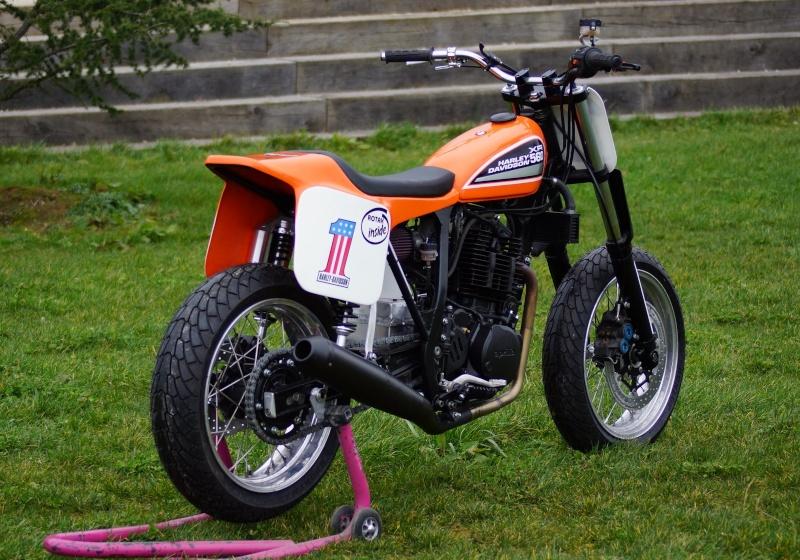 Harley- Davidson 560 XR Dirt Track Harley15