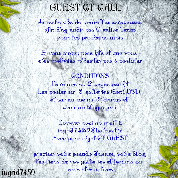 CT guest call permanently Guest_11