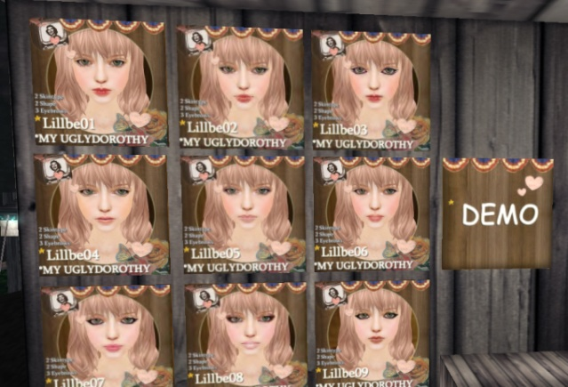 [Mixte] My Ugly Dorothy devient Mudskin Yglydd10