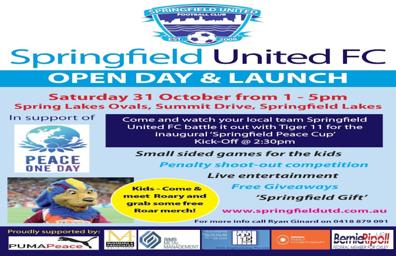 SUFC OPEN DAY Podfly10