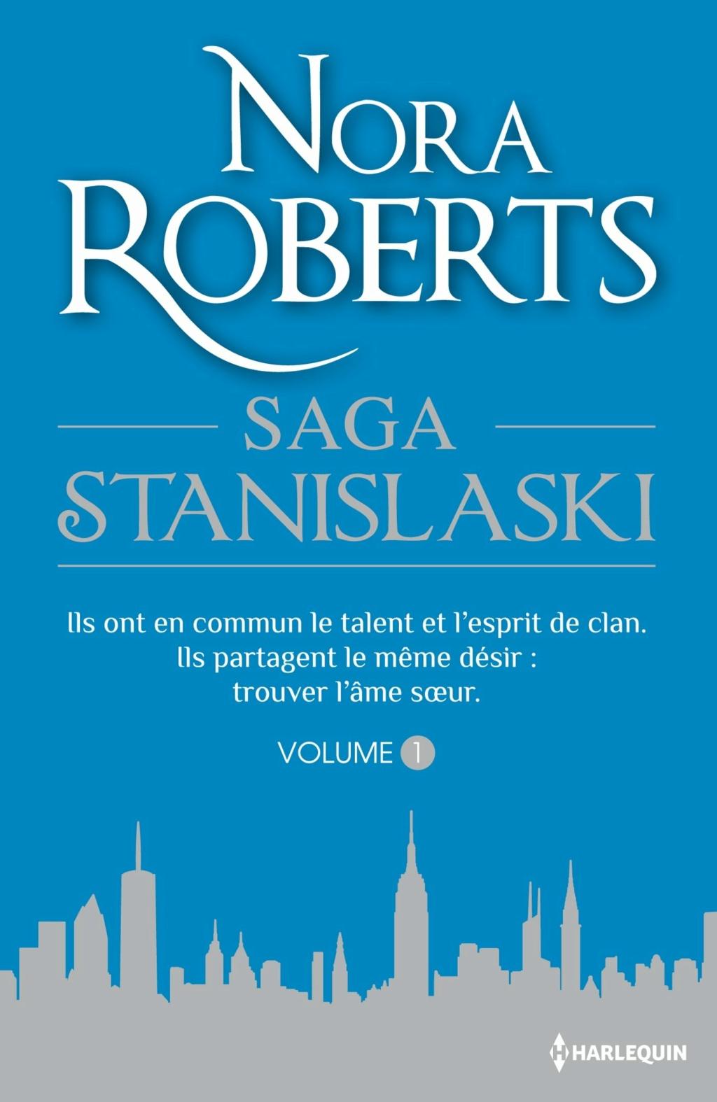 [Roberts, Nora] Saga Stanislaski - Tome 1: Secrets de famille - Un bonheur à bâtir 71-6li10