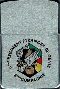 Collec du chef : TDM Légion Armée de l'Air Marine Nationale 3reg3c10