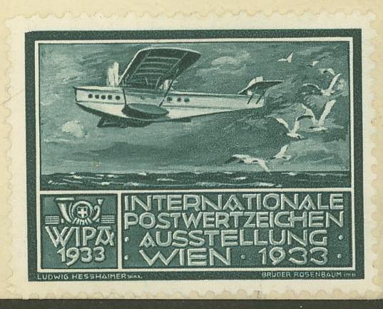 Privatganzsachen zur WIPA 1933 Fp_12_11