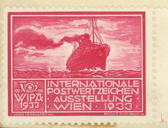 Privatganzsachen zur WIPA 1933 Fp_12_12