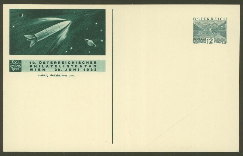 Privatganzsachen zur WIPA 1933 Pp_10912