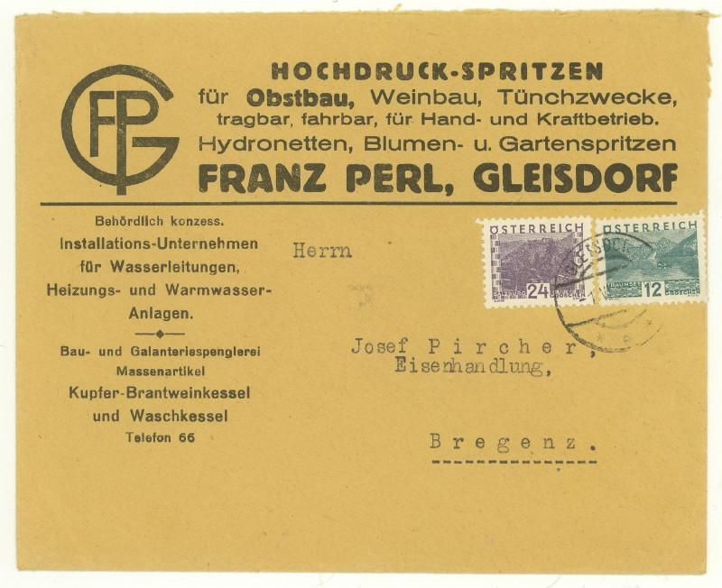 Werbeumschläge und -karten aus Österreich - Seite 4 Styria10