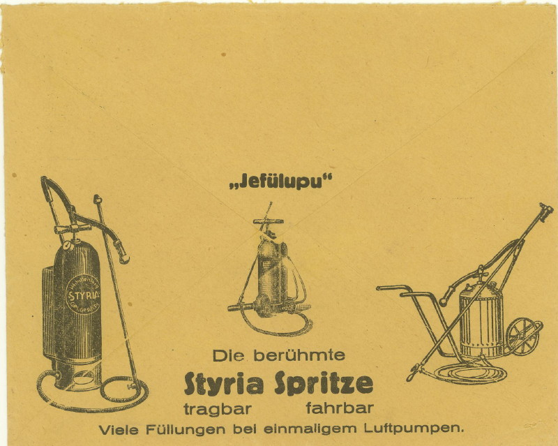 Werbeumschläge und -karten aus Österreich - Seite 4 Styria11
