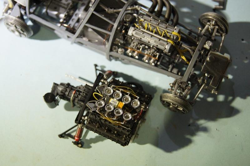McLaren M7A, Bruce McLaren, 1968. Dsc08710