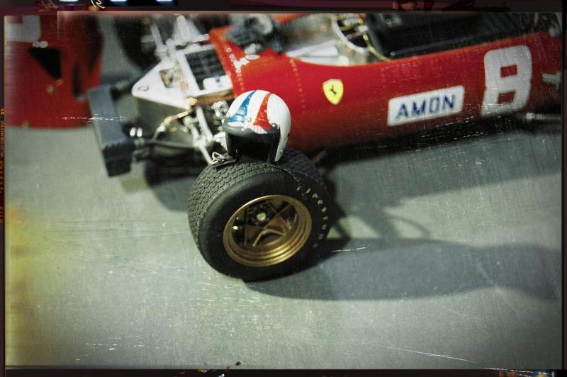 Ferrari 312 F1, GP d'Angleterre, 1967 Chris Amon Dsc08811