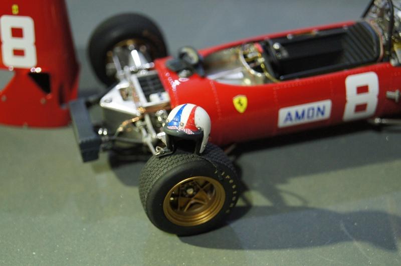 Ferrari 312 F1, GP d'Angleterre, 1967 Chris Amon Dsc08812