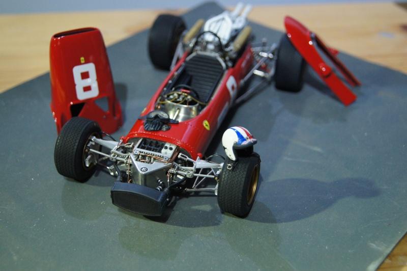 Ferrari 312 F1, GP d'Angleterre, 1967 Chris Amon Dsc08814