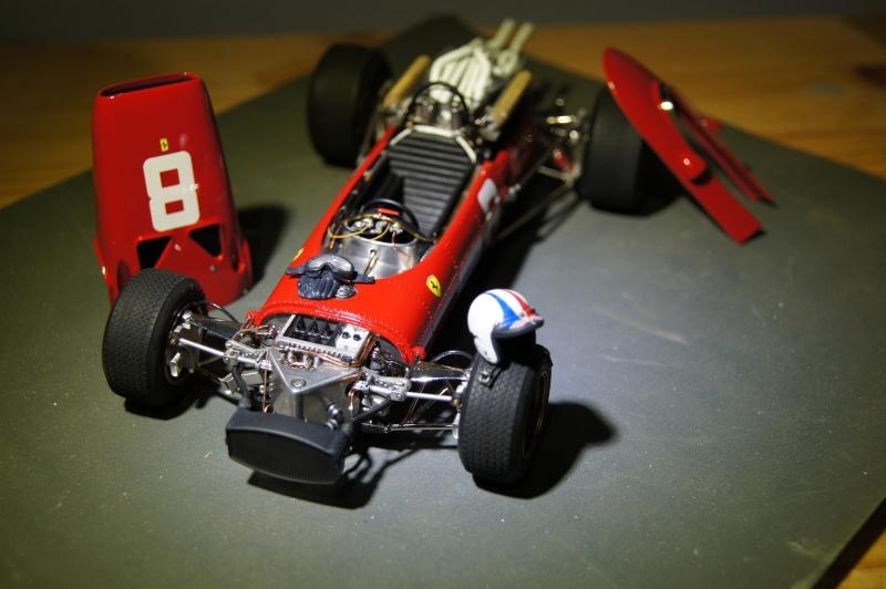 Ferrari 312 F1, GP d'Angleterre, 1967 Chris Amon Dsc08815