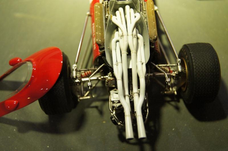 Ferrari 312 F1, GP d'Angleterre, 1967 Chris Amon Dsc08816
