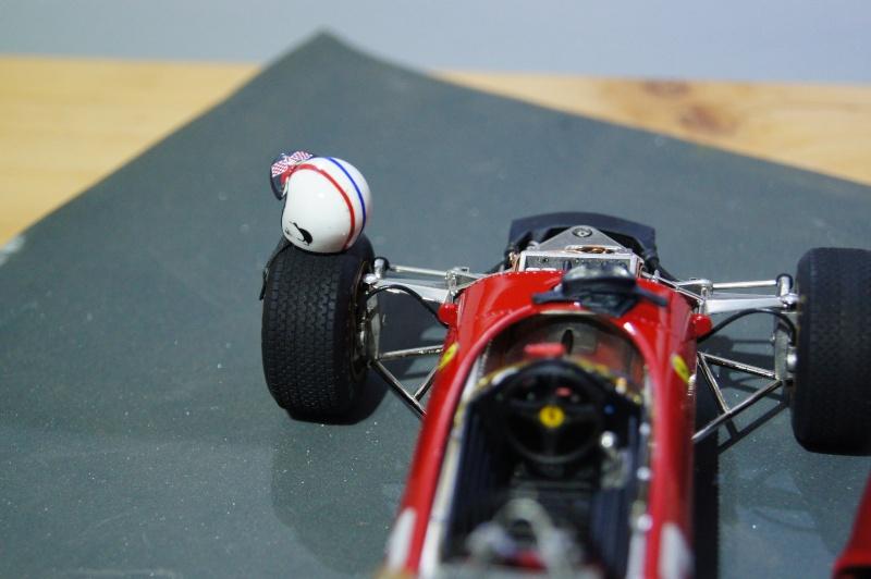 Ferrari 312 F1, GP d'Angleterre, 1967 Chris Amon Dsc08817