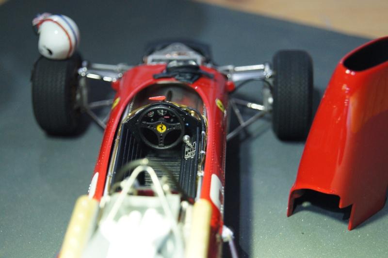 Ferrari 312 F1, GP d'Angleterre, 1967 Chris Amon Dsc08818