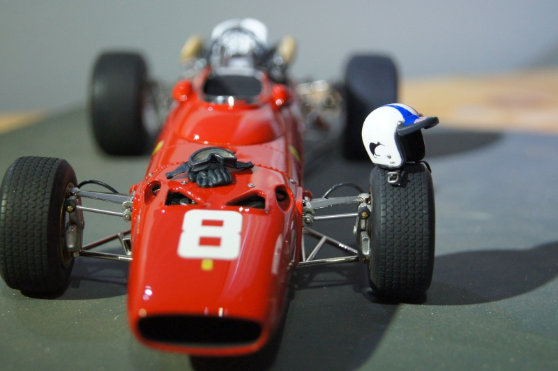 Ferrari 312 F1, GP d'Angleterre, 1967 Chris Amon Dsc08819