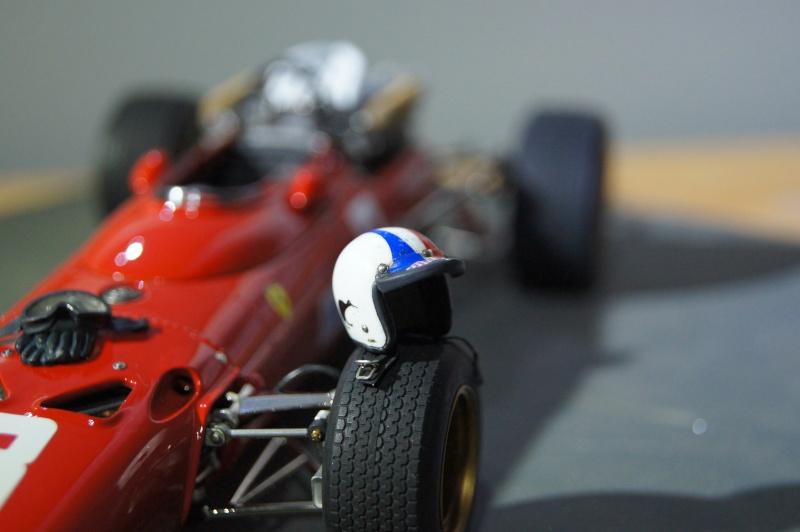 Ferrari 312 F1, GP d'Angleterre, 1967 Chris Amon Dsc08820