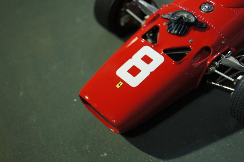 Ferrari 312 F1, GP d'Angleterre, 1967 Chris Amon Dsc08822