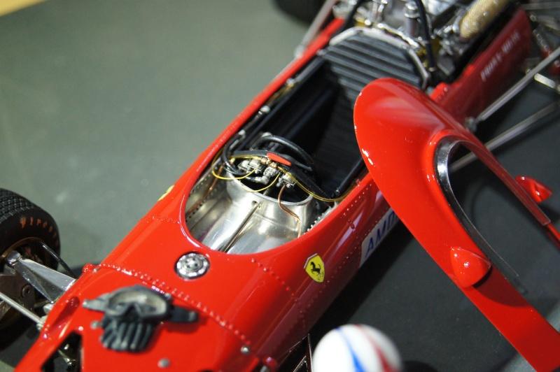 Ferrari 312 F1, GP d'Angleterre, 1967 Chris Amon Dsc08823