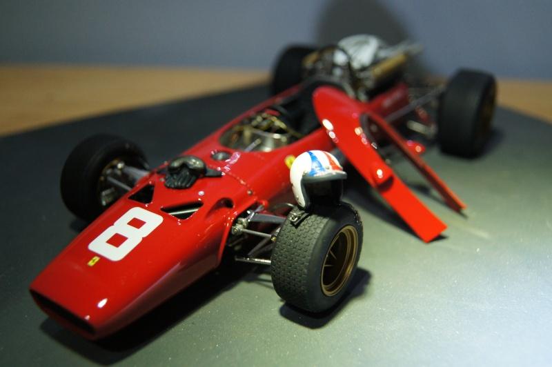 Ferrari 312 F1, GP d'Angleterre, 1967 Chris Amon Dsc08824