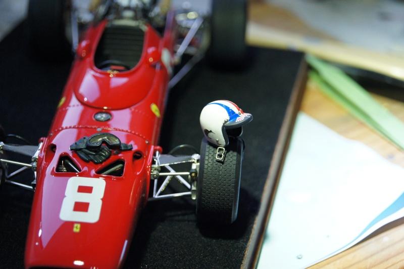 Ferrari 312 F1, GP d'Angleterre, 1967 Chris Amon Dsc08825