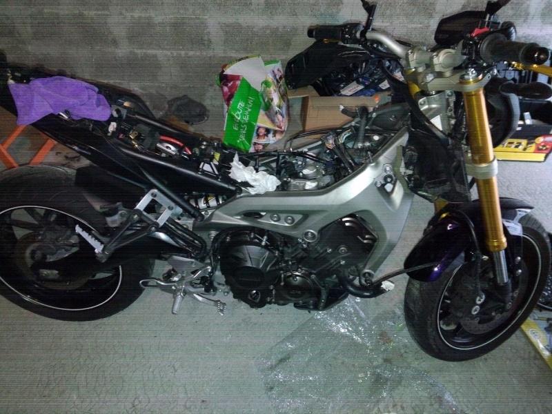 Changer ou réparer le vilebrequin Moto_c10
