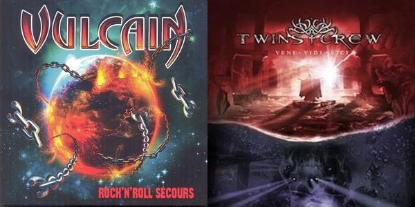 MetalHeart: Prog de la semaine. Semain12