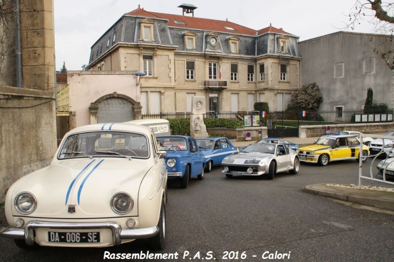 [07] 28/02/2016 - 6ème rassemblement Passion Auto Sport  - Page 4 Dsc05292