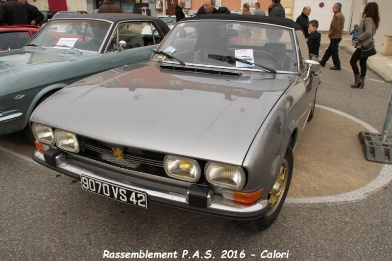 [07] 28/02/2016 - 6ème rassemblement Passion Auto Sport  - Page 6 Dsc05684