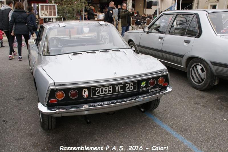 [07] 28/02/2016 - 6ème rassemblement Passion Auto Sport  - Page 7 Dsc05742