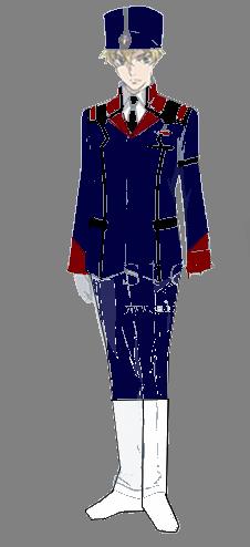 type d'uniforme CTC  Captur12
