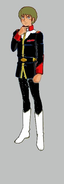 type d'uniforme CTC  Gundam10